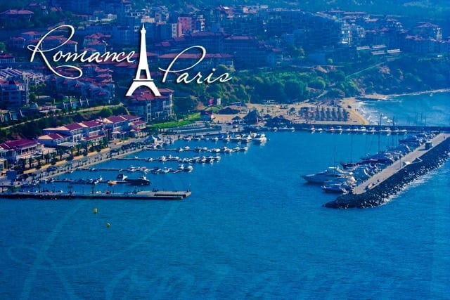 ROMANCE PARIS - WITH SEA VIEW 17