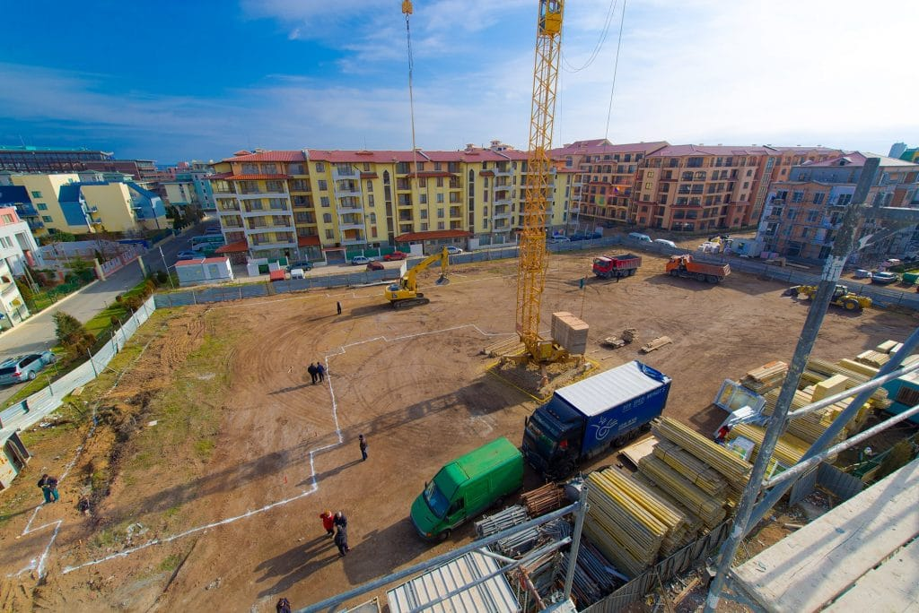 THE CONSTRUCTION OF MESSEMBRIA RESORT HAS STARTED! 1