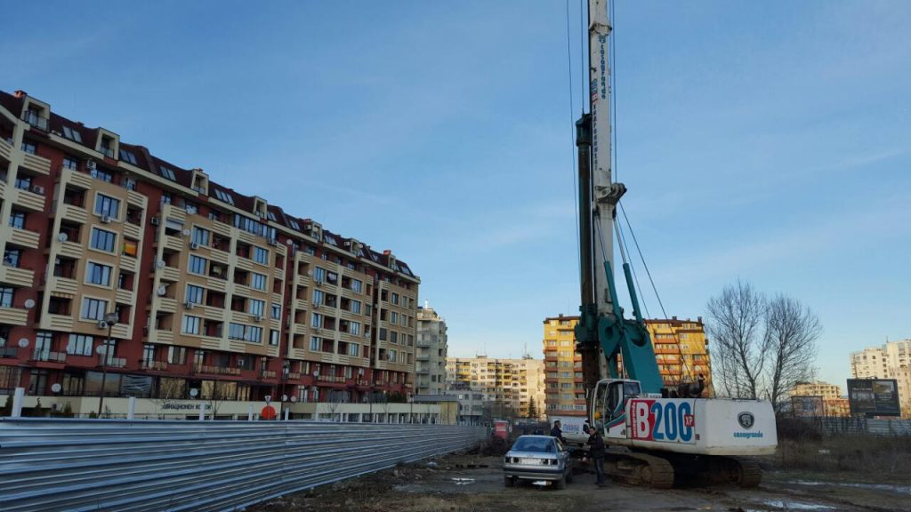 THE CONSTRUCTION OF COPENHAGEN RESIDENCE IN SOFIA HAS STARTED 1