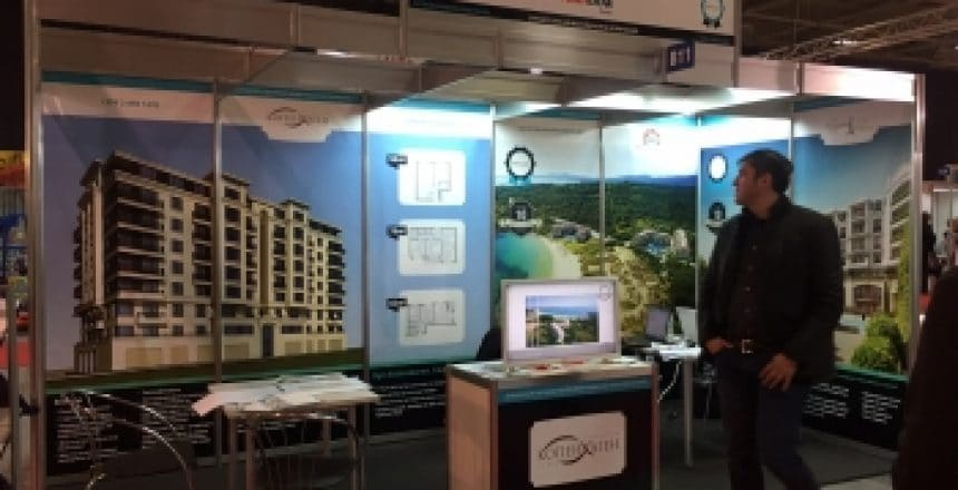 25-28 MARCH, STAND № B11, HALL 2, BULGARIA BUILDING WEEK IN SOFIA 1