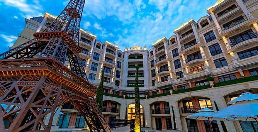 ROMANCE PARIS RECEIVED ACT 16 10