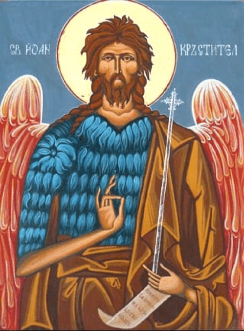 TODAY, THE BULGARIAN ORTHODOX CHURCH HONORS THE MEMORY OF SAINT JOHN THE BAPTIST, THE FORERUNNER, WHOSE RELICS WERE FOUND NEAR SOZOPOL. 2