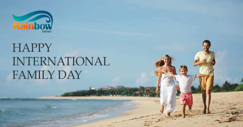 Happy International Family Day 26