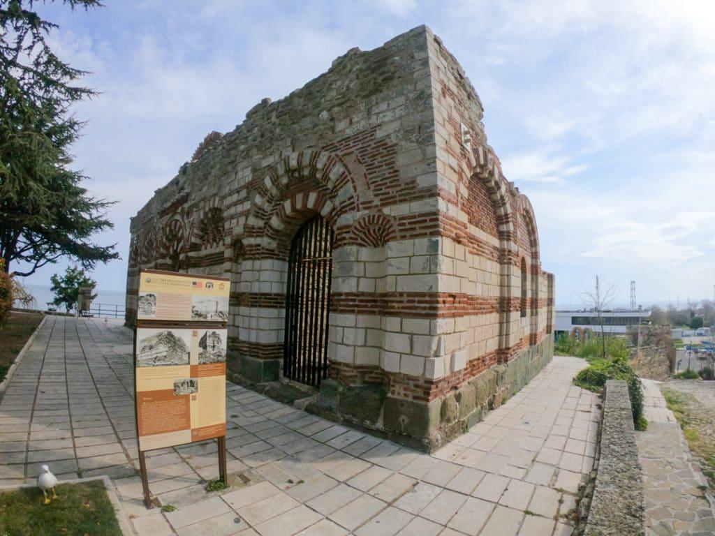 Church St. John Aliturgetos - Nessebar 15