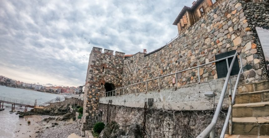 Architectural and Historical Complex Southern Fortress Wall and Tower